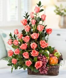 Rosas y Frutas para Ti