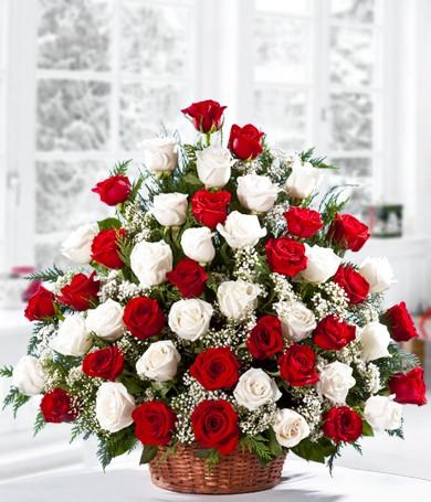 Canasta de Rosas HOHO