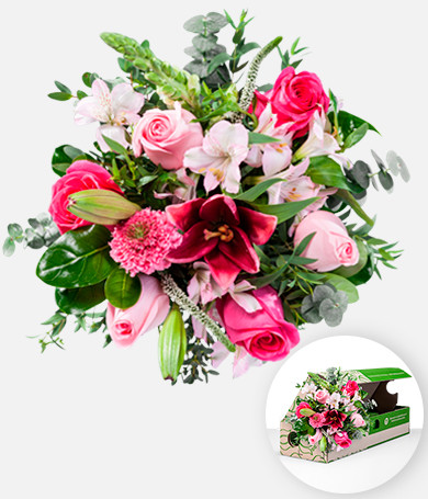 Bouquet Flores Surtidas