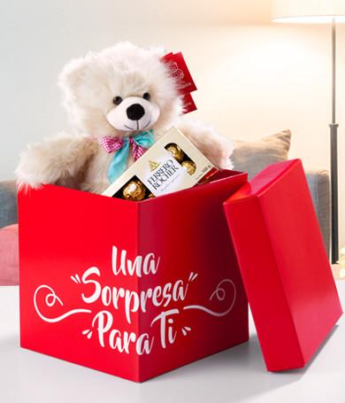 Oso Premium y Ferrero