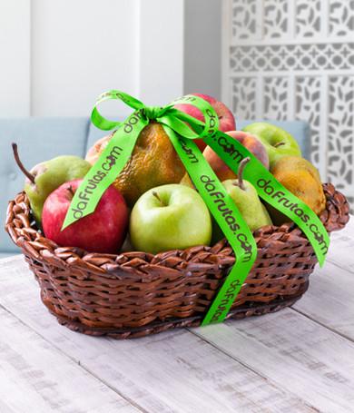 Canasta de Ricas Frutas