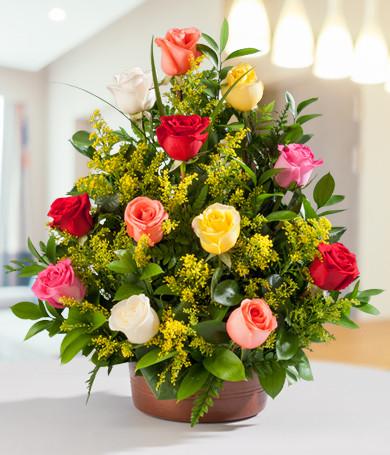 Bouquet de Rosas Surtidas
